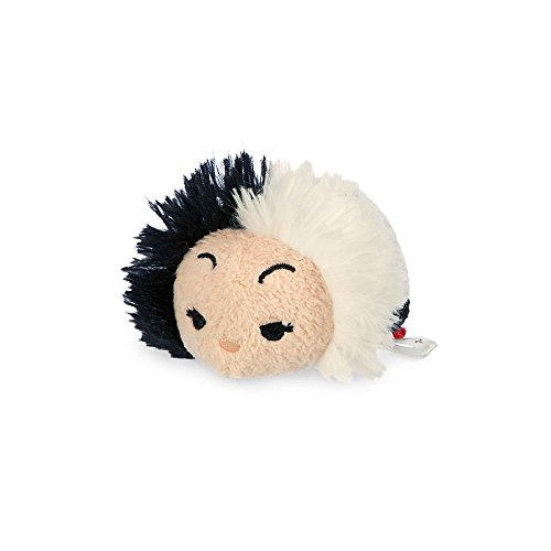 Disney Tsum Tsum Mini Plush - 101 Dalmatians - Cruella De Vil -