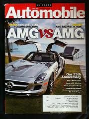 Automobile April 2011 AMG Vs AMG