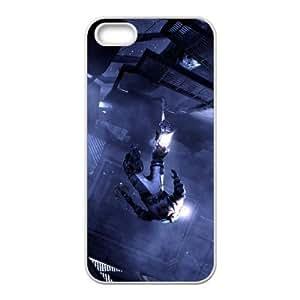 Dead Space 3 iPhone 5 caja del teléfono celular 5s funda blanca del teléfono celular Funda Cubierta EEECBCAAB03520