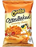 oven baked hot - Cheetos Oven Baked Crunchy Cheese Flavor Snacks, 7.5oz (5 Pack) by Cheetos