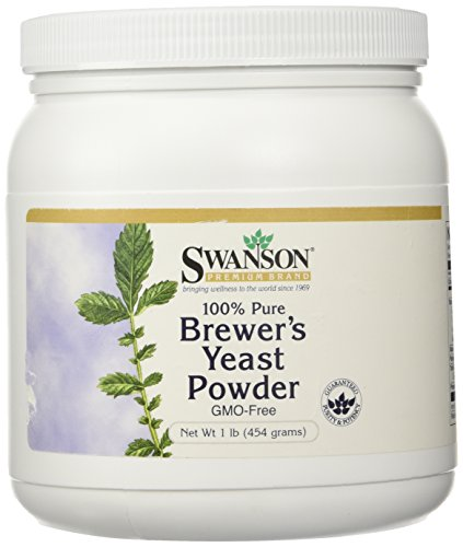 Brewers Powder Gmo Free Swanson Premium