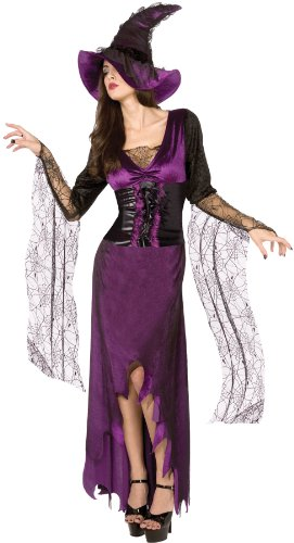 Mystic Witch Costume Womens Large 14-16 by Living Fiction