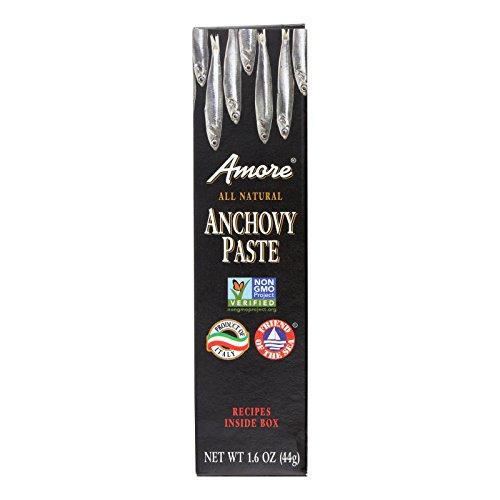 Lemon Parmesan Dressing - Amore Paste Anchovy, 1.58 oz
