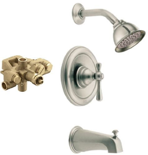 MOEN T3113AN-3520 Kingsley Moentrol Tub/Shower Valve Trim...
