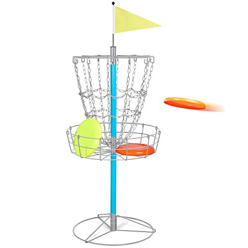 YAHEETECH Portable Disc Golf