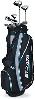 Callaway Women's Strata Complete Golf Club Set with Bag (11-Pi