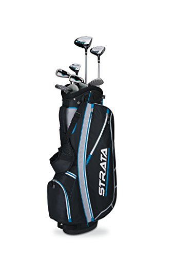ata Complete Golf Set (11-Piece, Right Hand) (Driver Graphite Golf Club)