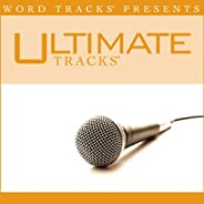 Ultimate Tracks - Here With Me - as made popular by MercyMe [Performance Track]
