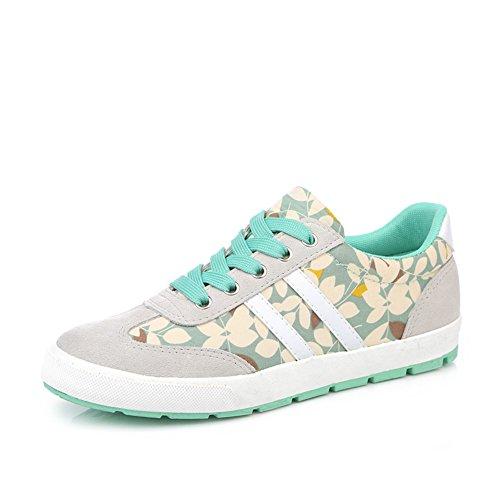 Zapatos de mujer de Kaho/Instituto Coreano de viento fresco/Transpirables y completamente casuales zapatos cómodos A