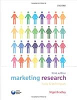 Marketing Research: Tools and Techniques, 3rd Edition