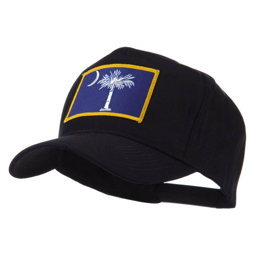 (USA Eastern State Embroidered Patch Cap - South Carolina OSFM)