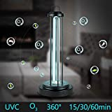 Ultraviolet Germicidal Lamp with Remote Control