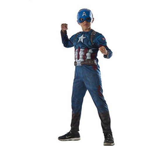 Captain America Avengers Costume Bad (Avengers Captain America Costume, 10-12)