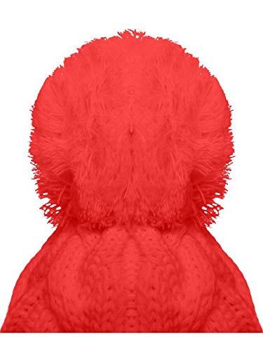 Cappello Donna Rosso Invicta Da 03 F8wd77q