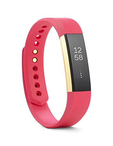 Fitbit Alta Gold/Pink