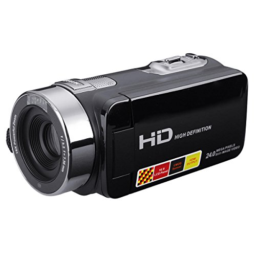 3.0 inch 1080P FHD Video Camcorder Night-shot 24MP Digital Camera With Remote Control - Digital Cameras Camcorders - 1 x Camcorder