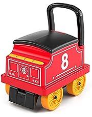 Lucky Doug Ride-on Train