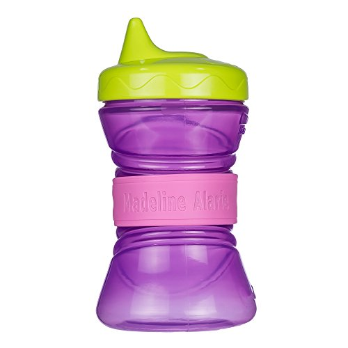 Customized Blue 4 Pack Baby Bottle Sippy Cup Labels Great For Daycare Breast...