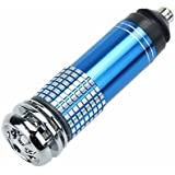 1x Mini Fresh Air Car Ionic Purifier Oxygen Bar Ozone Ionizer Cleaner Eliminator