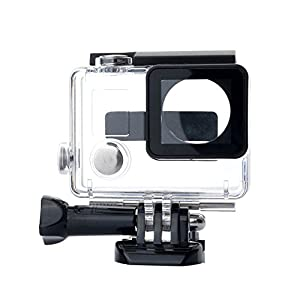 SODIAL(R) Skeleton Gehaeuse Case Ersatzgehaeuse Housing Lens fuer Gopro Hero...