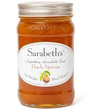 Fruit Sprd Peach Apricot -Pack of 6 by Sarabeth's by Sarabeth's (Image #1)