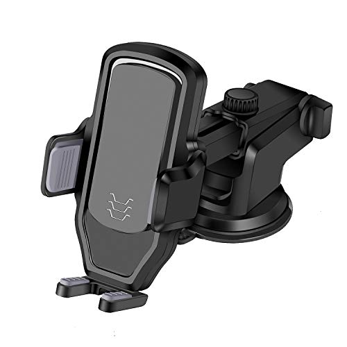 Car Mount Holder - Auto Clamping Air Vent Universal Car Phone Holder with Sensor for iPhone Xs XS Max X 8 8 Plus 7 7 Plus SE 6s 6 Plus 6 5s 5 4s (car Mount Normal)