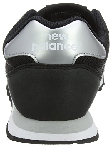 Nero Uomo 500 Balance Negro Sneaker New HqIU1wTF