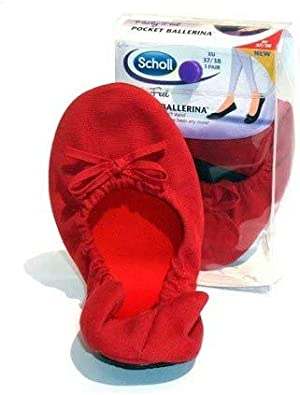Dr Scholl - Pocket ballerina