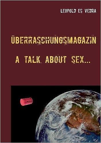 Book Überraschungsmagazin a talk about sex