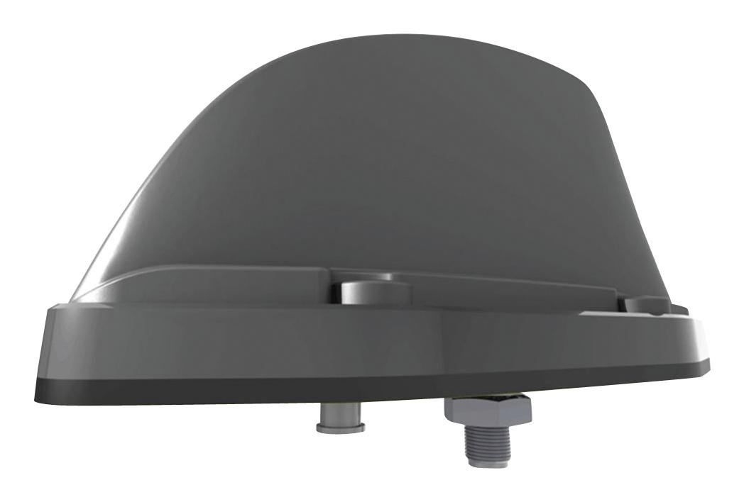 AMP - TE CONNECTIVITY 1-2823593-1 SiSo Rooftop Antenna Without GPS, 698-960, Thread Mount