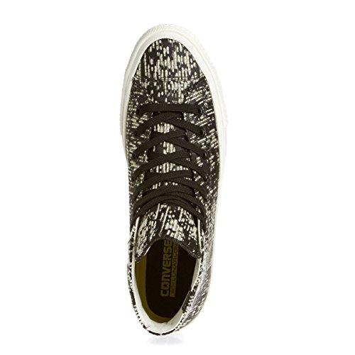 Ii Ct Collo Alto Converse Uomo Sneaker A Hi Black AHqdwxw5Rc