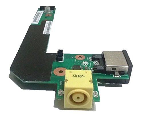 DC-IN Jack For Lenovo IBM ThinkPad Edge E520 E525 E420 E425 DC Stecker RJ45 Brett 04w1867