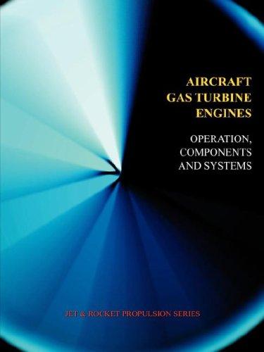 Jet Propulsion System - Aircraft Gas Turbine Engines - Operation, Components & Systems (Jet Propulsion) (Jet & Rocket Propulsion)