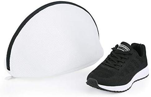 Eono by Amazon - Bolsa para Lavadora para Zapatillas, Bolsa Malla de Lavandería para Lavadoras Bolsas de Colada para Zapatos/Zapatillas de Deport, 2 Pcs: Amazon.es: Hogar