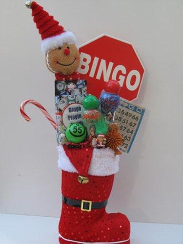 Christmas Bingo Gift Basket #11