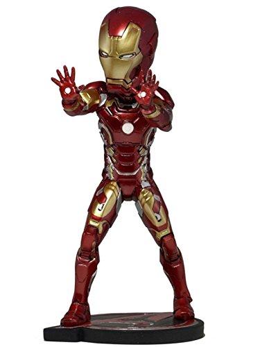 NECA Avengers Age of Ultron (Movie) - Head Knocker - Iron Man