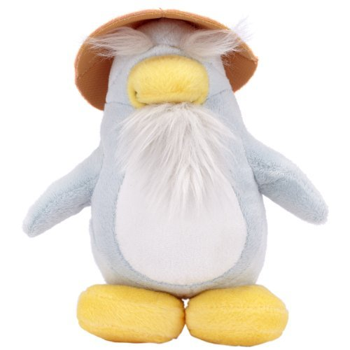 Club Penguin Collector 6.5 Penguin Plush - Series 9 Sensei by Club Penguin