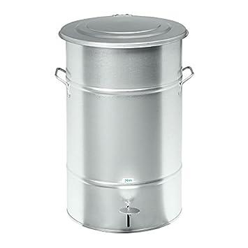 Mülleimer Abfalltonne Abfallbehälter 120 Liter NEUWARE. Braune SULO Mülltonne