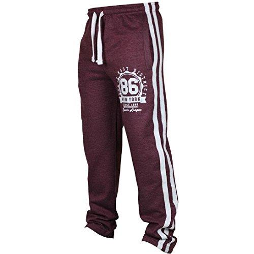 Long Sweatpants Vin Rouge Grande Taille Jogging Automne De Hommes Vêtements Pantalon Adeshop Sport Pantalons Confortable Pantalons Mode Lâche Des Casual Outdoor 7wH01R6q