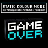Paladone 8-Bit Pixel Game Over Light - Color