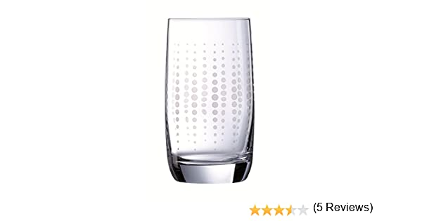 Luminarc Funky Dots - Estuche de 3 Vasos Altos, 33 cl: Amazon.es ...
