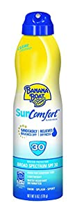 Banana Boat Ultra Mist Clear Spray