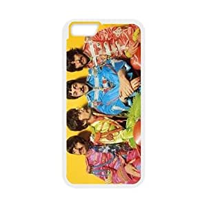 The Beatles For iPhone 6s 4.7 Inch White Cell Phone Case Jaajk7169532