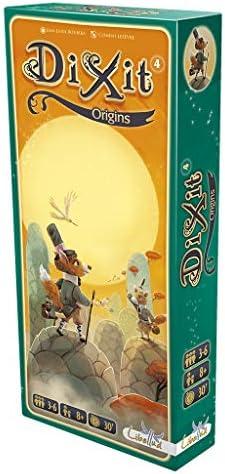 DIXIT Expansión - Todas las expansiones disponibles - Dixit Origins (Libellud DIX06ML): Amazon.es: Juguetes y juegos