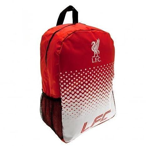 Mochila para niños del club de fútbol Liverpool FC para llevar a la escuela.: Amazon.es: Bebé