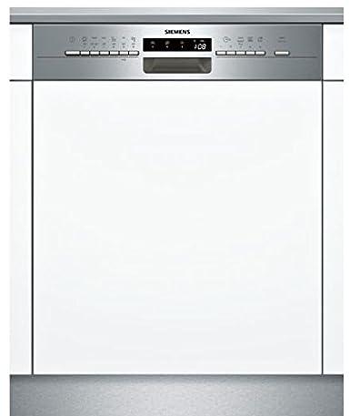 Siemens iQ300 SN536S00TE lavavajilla Semi-incorporado 14 cubiertos ...