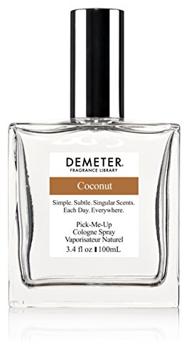 Demeter Cologne Spray, Coconut, 3.4 oz.