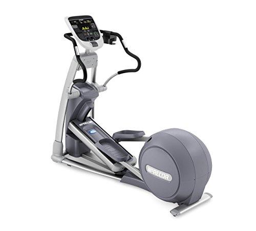 Precor EFX 833 Elliptical Fitness Crosstrainer W/P30 Display - Commercial - Variable Elliptical Stride