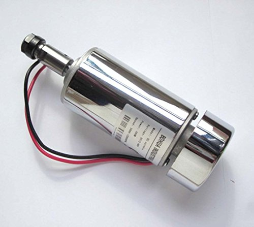 For Sale 52mm cnc spindle 300w ER11 chuck DC 12-48v 300W Spindle motor cnc for Engraving Machine by BOHUA