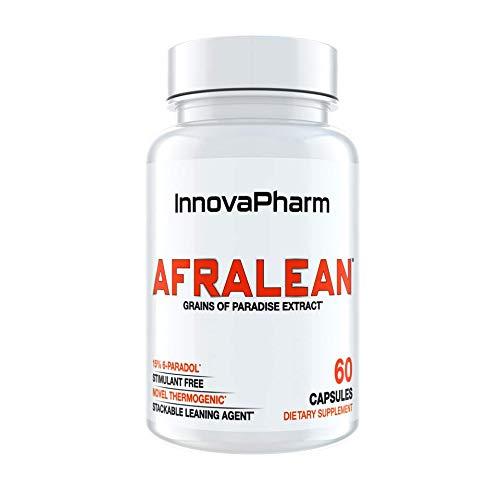 AfraLean – Aframomum Melegueta Seed Extract – 30mg -60s